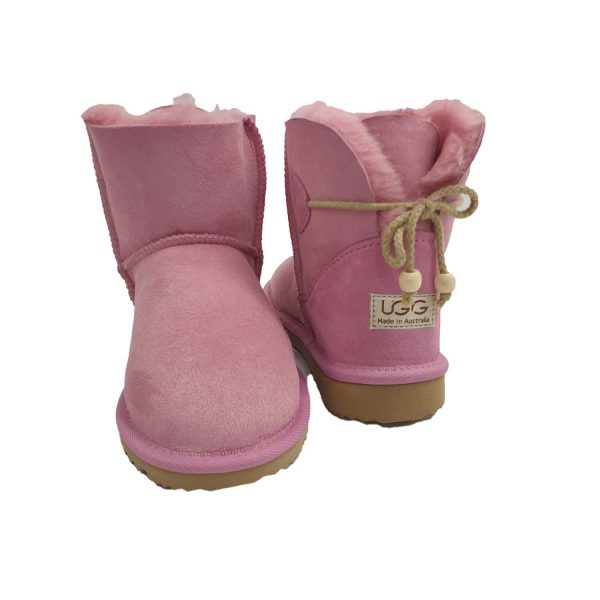 Back Rope Ugg Boots Women